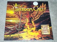 FREEDOM CALL - Land of the Crimson Dawn 2LP NEW SEALED Helloween Gamma Ray