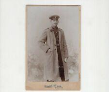 CAB Foto Soldat - Mainz 1900er