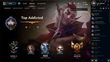 League Of Legends Account / Lv.69 / Gold III / ALL Champions / 58 Skins