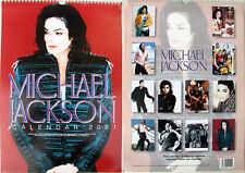 Michael Jackson Calendrier 2001 Calendar Kalender Poster Posters