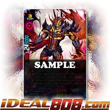 Buddyfight x 1 Demonic Battle Demon, Zetta [D-CBT01/0005EN RRR (FOIL)] English M