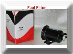 GF54664 Fuel Filter Fits: Chevrolet Geo Prizm 1.6L 1.8L Toyota Corolla 1.6L