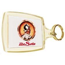 DeSoto Key Fob and Ring