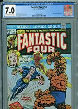 Fantastic Four #147 (Marvel 1974) CGC Certified 7.0