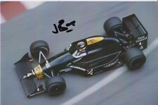 JULIAN BAILEY HAND SIGNED 6X4 PHOTO TYRRELL FORMULA 1 AUTOGRAPH 1.