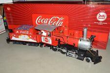 G scale LGB Coke Coca-Cola Christmas steam locomotive 25194 Digital