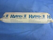 Hytrex ll Cartridge Filters Gx-10 9 7/8 - New Sealed - Usa Seller