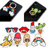 Creative Cartoon Finger Ring Tablet Mobile Phone Holder Stand Cute Cactus Lips
