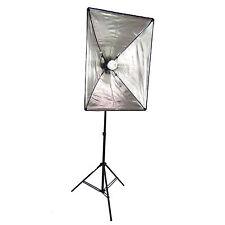 Kit SOFTBOX PLEGABLE SB1007 40x60cm + Antorcha Flash WOF4001 + Trípode W803