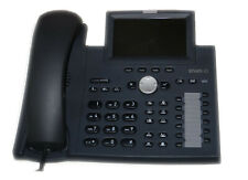 Snom D375 VOIP Systemtelefon Telefon neuwertig  #100