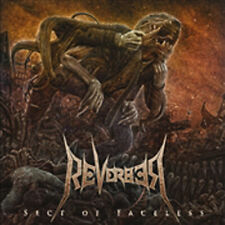 REVERBER - Sect Of Faceless - CD - 166840