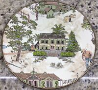 MacKenzie-Childs Aurora Dinner Plate - HTF