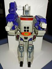 Hasbro Transformers Generation 1 Galvatron w/ Instruction booklet vintage 80s