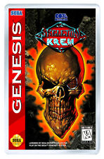 SKELETON KREW MEGA DRIVE FRIDGE MAGNET IMAN NEVERA