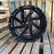 20x12 Reaper Brutewheels Gloss Black F-150