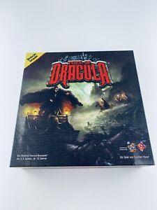 Fury of Dracula deutsche Ausgabe FFG/Heidelberger 2005 TOP ZUSTAND / unbespielt