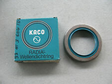 NOS KACO 979130 WHEEL SEAL FOR BMW 33413604181 FOR BMW 1969-1985 - LOT OF 6 PCS