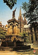 BT8769 Clermont Ferrand la cathedrale       France