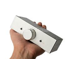 Mini Fully Balanced Passive Preamp HiFi Pre-Amplifier XLR/RCA Volume Controller