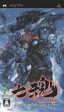 Used PSP Nantama Chronicle of Dungeon Maker  SONY PLAYSTATION JAPAN IMPORT