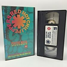 Red Hot Chili Peppers - Positive Mental Octopus (PAL VHS 1990)