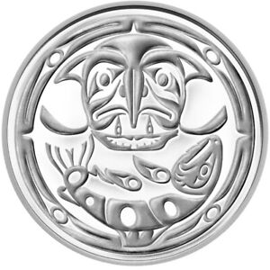 Surviving The Flood - 2009 Canada $250 Fine Silver Kilo Coin