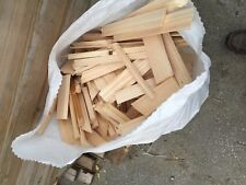 Firewood Bag Kindling - Approx 25kg - Mixed Timber Off Cuts