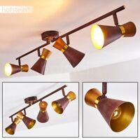 Plafonnier Retro Lustre Lampe à suspension Lampe de corridor Métal/Bois 185520