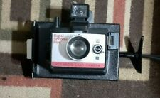 Classic Polaroid Super Shooter Plus Land Camera + Carrying Case