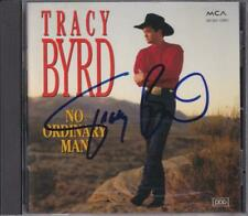 """TRACY BYRD HAND SIGNED AUTOGRAPHED CD """"NO ORDINARY MAN"""""""