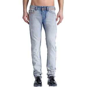 DIESEL Men`s Jeans Size 29 THAVAR Slim Skinny W29 L30 Made In Italy RRP: 300 EUR