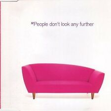 M People Don't look any further (1993) [Maxi-CD]