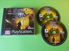 Alone in the Dark - The New Nightmare - Playstation 1 PS1 PSX