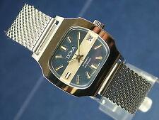 Vintage Retro Swiss Mans Doxa Automatic Watch Circa 1970s NOS Rare Cal ETA 2824