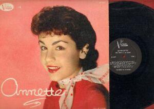Annette - Annette LP - Vinyl LP Record Free Shipping
