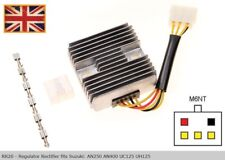 RR20 Regulator Rectifier - Suzuki AN250 W-K5 98-05, AN400 X-K6 Burgman 99-06