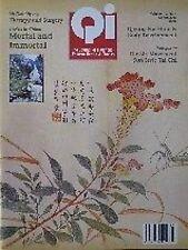SPRING 2000 QI MAGAZINE TAI CHI QIGONG KARATE KUNG FU MARTIAL ARTS  VOL.10 NO.1
