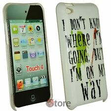 Cover Custodia Per iPod Touch 4 4G My Way