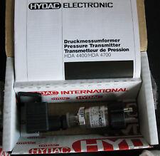 Hydac Pressure Transmitter HDA 4745-B-100-000 new