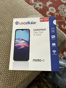 US Cellular Motorola Moto E Brand New