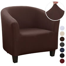 Strench Tub Sofa Armchair Seat Cover Slipcover Chair Couch Protector Home Decor