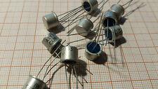 10pcs  ASY33S =  AC128 - Germanium PNP transistor - Made in Poland