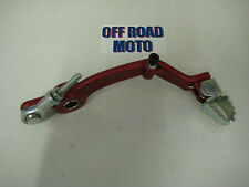 Gas Gas Trials Bike Rear Brake Lever Pedal. 2009-PRESENT *NEW* RED.***QUALITY***