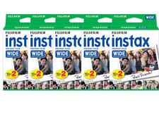 100 Prints Fujifilm Instax Wide Instant Film for 200 210 300 Camera 10/2019