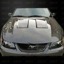 T6s type for 1999 00 01 2002 2003-2004 Ford Mustang fiberglass hood body kits