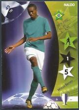 PANINI UEFA CHAMPIONS LEAGUE 2007- #049-WERDER BREMEN-NALDO