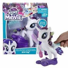 New My Little Pony The Movie Rarity Glitter & Style Seapony MLP Official