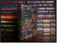 Jane Eyre by Charlotte Bronte New Ultimate Gift Edition Hardcover w/ Gold Edges
