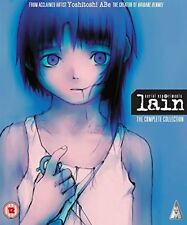 Serial Experiments Lain [Bluray] [DVD]