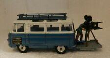 Vintage Corgi Commer Bus 2500 Series Samuelson Film Service Van